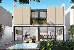 Foto de casa en condominio en venta en calle 40 diagonal , conkal, conkal, yucatán, 0 No. 01