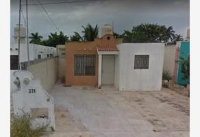 Foto de casa en venta en calle 53 321, ampliación juan pablo ii, mérida, yucatán, 0 No. 01