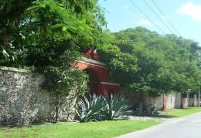 Foto de rancho en venta en calle 5b , xcumpich, mérida, yucatán, 14587244 No. 01