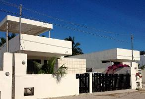 Foto de casa en venta en calle 6 29-b, chicxulub puerto, progreso, yucatán, 0 No. 01