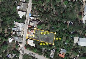 Foto de terreno habitacional en venta en calle 6 , sitpach, mérida, yucatán, 0 No. 01