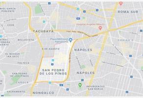 Foto de terreno habitacional en venta en calle 7 66, san pedro de los pinos, álvaro obregón, df / cdmx, 16776054 No. 01