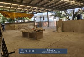 Foto de terreno habitacional en venta en calle 7 82, valente diaz, veracruz, veracruz de ignacio de la llave, 17681894 No. 01
