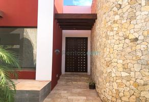 Foto de casa en renta en calle 7 , santa gertrudis copo, mérida, yucatán, 16273447 No. 01