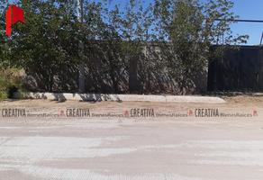 Foto de terreno habitacional en venta en calle 81 , aeropuerto, chihuahua, chihuahua, 19966908 No. 01