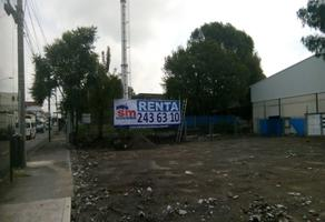 Foto de terreno comercial en renta en calle 9 sur 3915 , gabriel pastor 1a sección, puebla, puebla, 15050286 No. 01