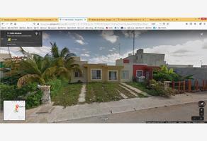 Foto de casa en venta en calle alcatraz 000, misión las flores, solidaridad, quintana roo, 15387511 No. 01