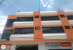Foto de oficina en renta en calle altamirano 104, centro, san martín texmelucan, puebla, 19968048 No. 01