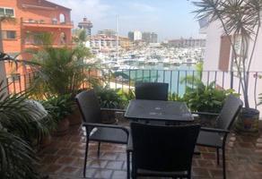 Foto de casa en condominio en venta en calle ancla 25, marina vallarta, puerto vallarta, jalisco, 19969358 No. 01