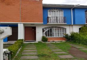 Foto de casa en renta en calle aretusa colonia san mateo otzacatipan , san salvador, toluca, méxico, 0 No. 01