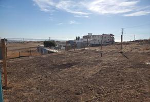 Foto de terreno habitacional en venta en calle bernales , playas de santander, playas de rosarito, baja california, 18896379 No. 01