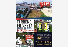 Foto de terreno habitacional en venta en calle caracol 111, costa de oro, boca del río, veracruz de ignacio de la llave, 11413753 No. 01