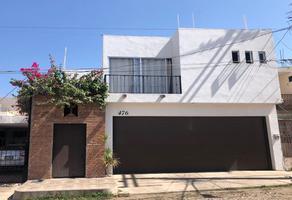 Foto de casa en venta en calle catedráticos 461, chapultepec, culiacán, sinaloa, 0 No. 01