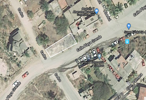 Foto de terreno habitacional en venta en calle cedro , primavera, puerto vallarta, jalisco, 0 No. 01