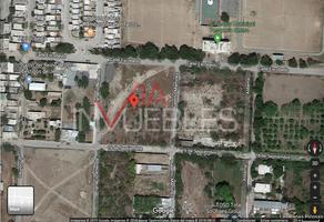 Foto de terreno industrial en venta en calle #, centro, 66650 centro, nuevo león , pesquería, pesquería, nuevo león, 13337006 No. 01
