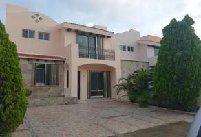 Foto de casa en renta en calle chichi cocom 1, supermanzana 50, benito juárez, quintana roo, 0 No. 01