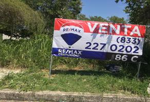 Foto de terreno habitacional en venta en calle cuarta , lomas del chairel, tampico, tamaulipas, 0 No. 01