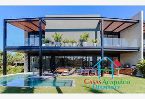 Foto de casa en venta en calle de las palmas manzana 11 lote 5 marelas, villas de golf diamante, acapulco de juárez, guerrero, 0 No. 01