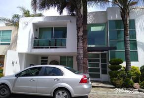 Foto de casa en venta en calle de los pinos x, santa catarina, san andrés cholula, puebla, 0 No. 01