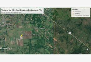 Foto de terreno comercial en venta en calle de terraceria , la laguna, medellín, veracruz de ignacio de la llave, 6289356 No. 01