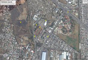 Foto de terreno habitacional en venta en calle de toltecas , ampliación santa catarina, tláhuac, df / cdmx, 19192075 No. 01