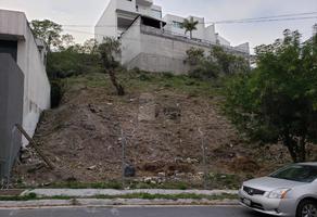 Foto de terreno habitacional en venta en calle del arroyo , las cumbres 2 sector, monterrey, nuevo león, 10707849 No. 01