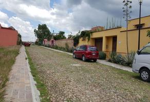 Foto de terreno habitacional en venta en calle del charco , arcos de san miguel, san miguel de allende, guanajuato, 0 No. 01