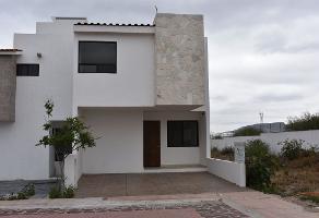 Foto de casa en venta en calle del encino cond. cedro 1003, residencial el parque, el marqués, querétaro, 0 No. 01