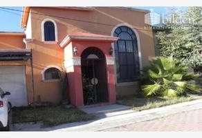 Foto de casa en venta en calle del faisan 100, real del mezquital, durango, durango, 17246773 No. 01