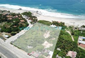 Foto de terreno habitacional en venta en calle del morro , zicatela, santa maría colotepec, oaxaca, 16726112 No. 01