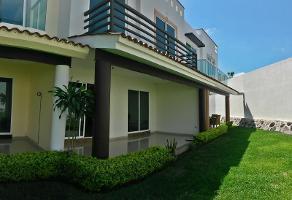 Foto de casa en venta en calle del rio 0, las ánimas, temixco, morelos, 7619849 No. 01