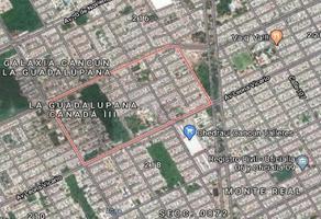 Foto de terreno comercial en venta en calle fraccionamiento i franja norte manzana 1 , supermanzana 217, benito juárez, quintana roo, 14828123 No. 01