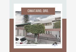 Foto de casa en venta en calle fray t. de benavente 25, cimatario, querétaro, querétaro, 0 No. 01