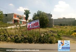 Foto de terreno habitacional en venta en calle iturbide , tenantitla (san antonio tecomitl), milpa alta, df / cdmx, 14374192 No. 01