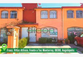 Foto de casa en renta en calle jazmines 1, villas de atlixco, puebla, puebla, 0 No. 01