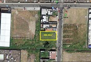 Foto de terreno habitacional en venta en calle julio espinoza , santa maría, san mateo atenco, méxico, 0 No. 01