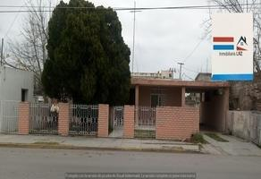 Foto de casa en venta en calle lamadrid, sabinas, coahuila, 25000 , del valle, sabinas, coahuila de zaragoza, 15047224 No. 01
