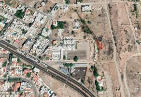 Foto de terreno habitacional en venta en calle laredo esquina con taxco s/n , lomas altas, hermosillo, sonora, 16770636 No. 01