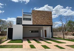 Foto de casa en condominio en venta en calle machiche lote 158, privada privada parque natura, mérida-sitpach, yucatán. , sitpach, mérida, yucatán, 0 No. 01