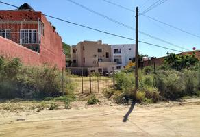 Foto de terreno habitacional en venta en calle mayas y camaron sabalo , libertad, los cabos, baja california sur, 19037710 No. 01