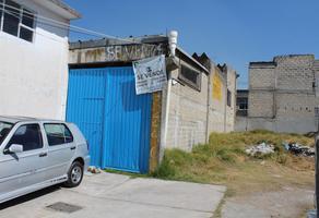 Foto de bodega en venta en calle miguel hidalgo 275, santa maría totoltepec, toluca, méxico, 15197699 No. 01