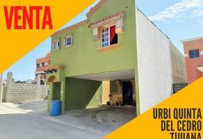 Foto de casa en renta en calle milo 8953, urbi quinta del cedro, tijuana, baja california, 0 No. 01