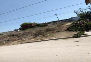 Foto de terreno habitacional en venta en calle mina cueros de venados , la mina, playas de rosarito, baja california, 18779626 No. 01