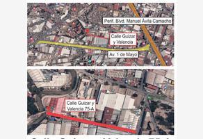 Foto de bodega en renta en calle monseñor guizar y valencia 75, san andrés atoto, naucalpan de juárez, méxico, 0 No. 01