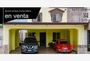 Foto de casa en venta en calle opuntia 618, cerradas miravalle, gómez palacio, durango, 0 No. 01