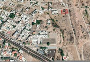 Foto de terreno habitacional en venta en calle orizaba esquina con tuxpan s/n , lomas altas, hermosillo, sonora, 16816026 No. 01