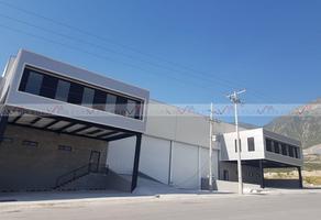 Foto de nave industrial en venta en calle #, parque industrial 200, 66368 parque industrial 200, nuevo león , industrial las palmas, santa catarina, nuevo león, 8455899 No. 01