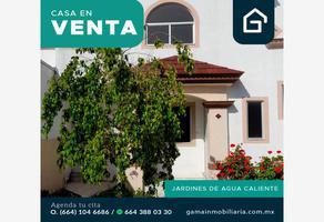 Foto de casa en venta en calle paseo de la bugambilia 22000, jardines de agua caliente, tijuana, baja california, 0 No. 01