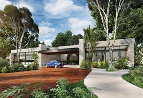 Foto de terreno habitacional en venta en calle pino , el tigrillo, solidaridad, quintana roo, 10801681 No. 01