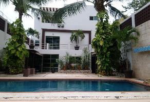 Foto de casa en venta en calle pino , el tigrillo, solidaridad, quintana roo, 5678338 No. 01